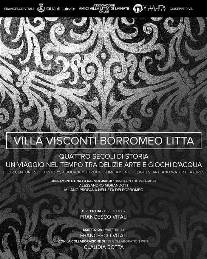 Villa Visconti Borromeo Litta in onda su Sky Arte